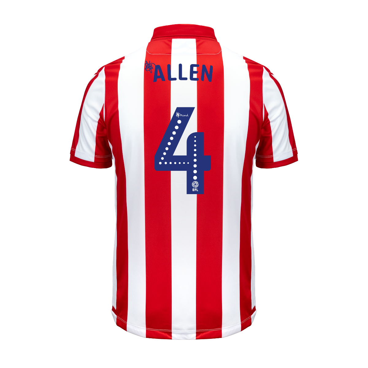 2019/20 Adult Home SS Shirt - Allen