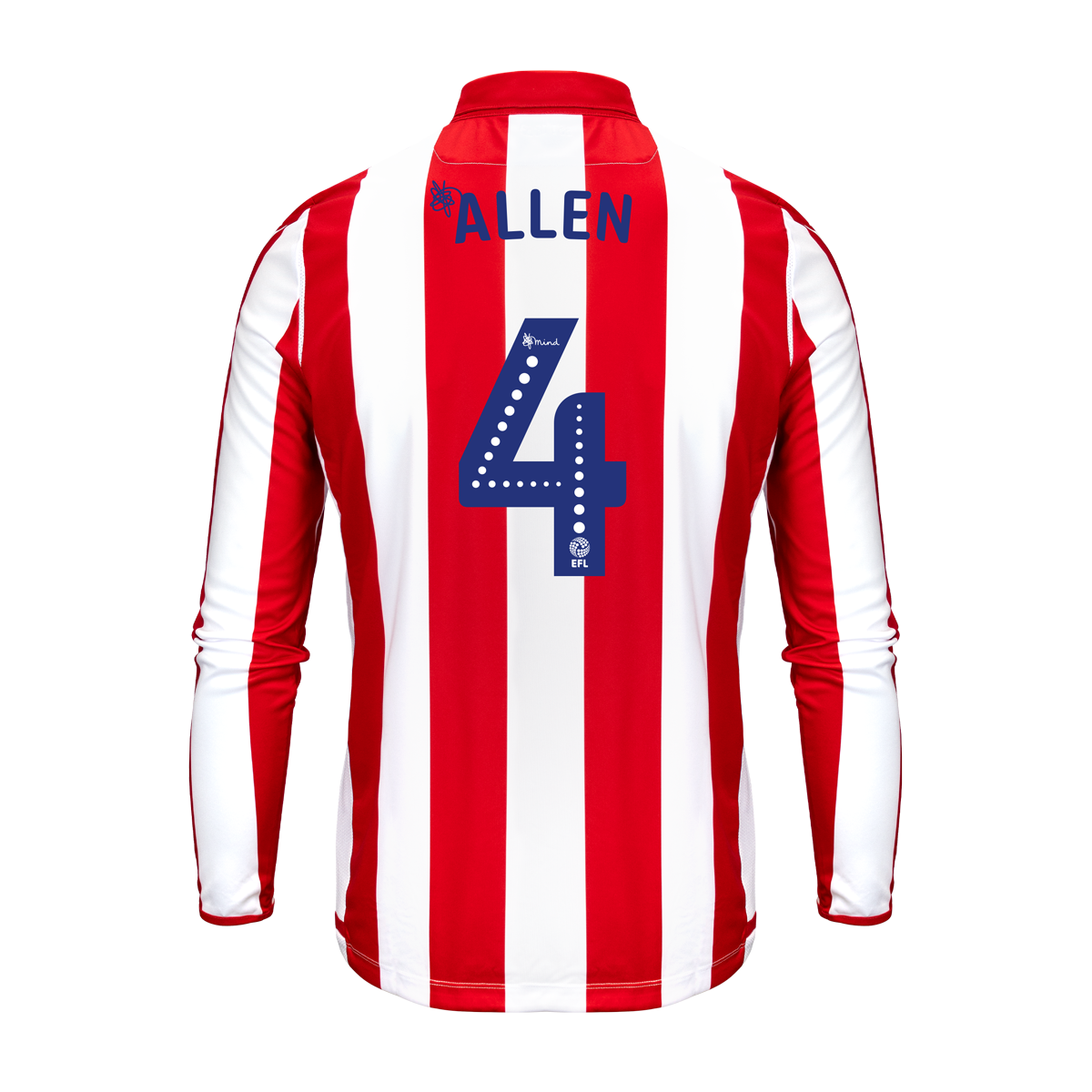 2019/20 Junior Home LS Shirt - Allen