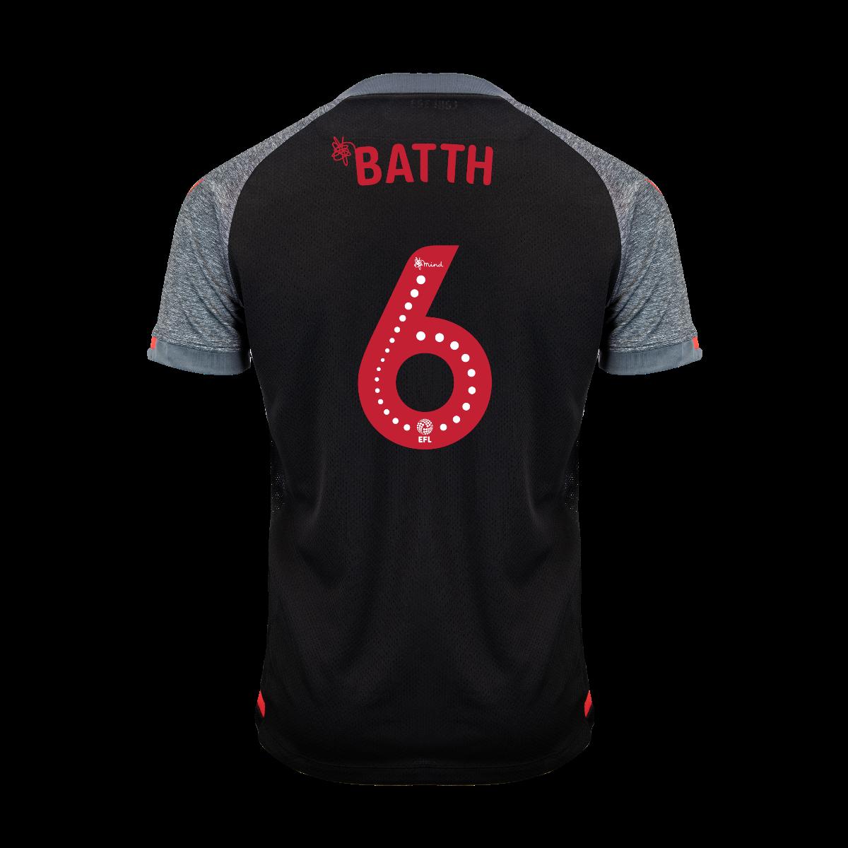 2019/20 Junior Away SS Shirt - Batth