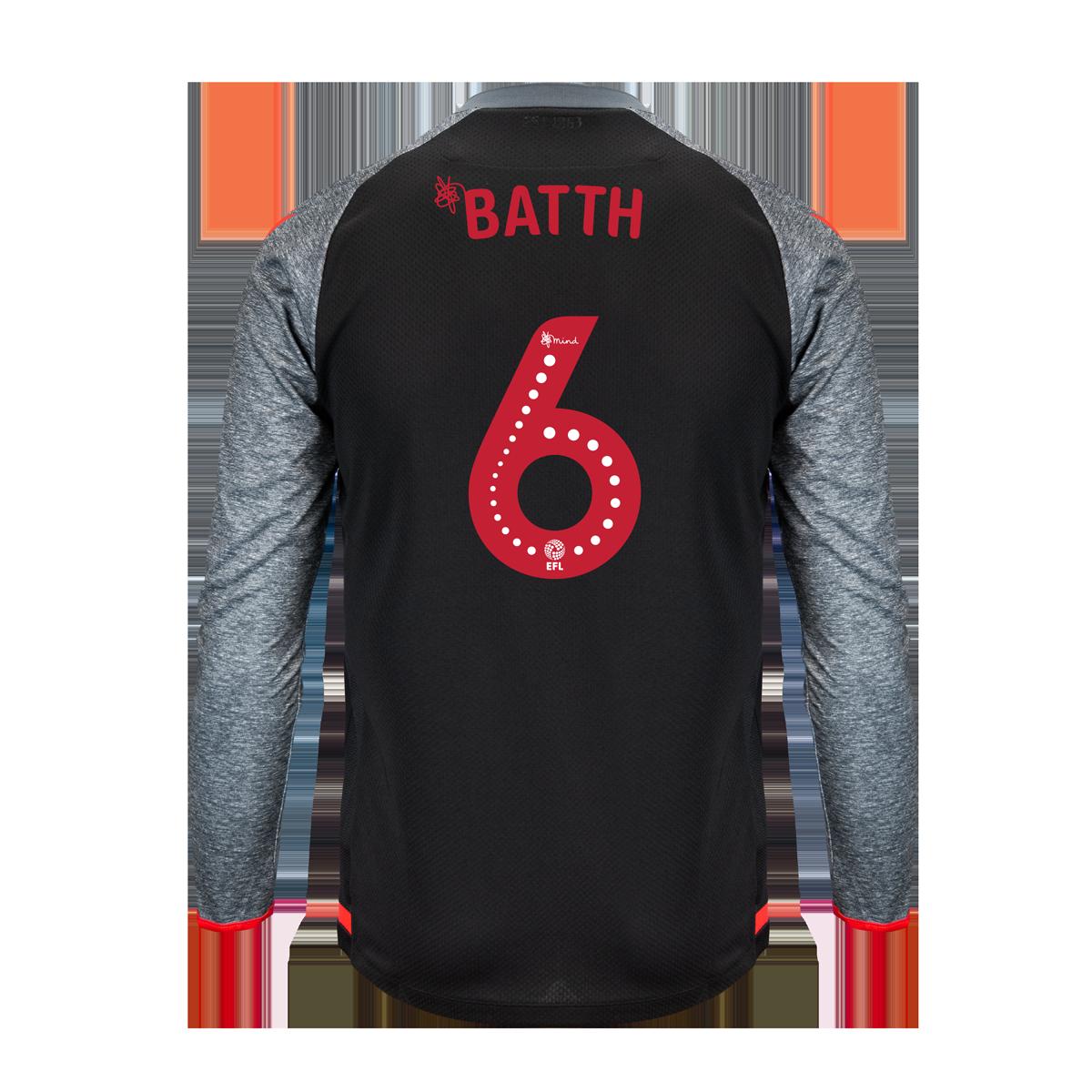 2019/20 Junior Away LS Shirt - Batth