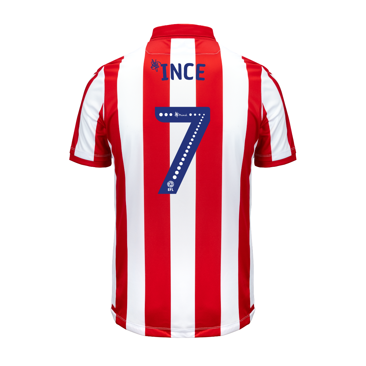 2019/20 Junior Home SS Shirt - Ince