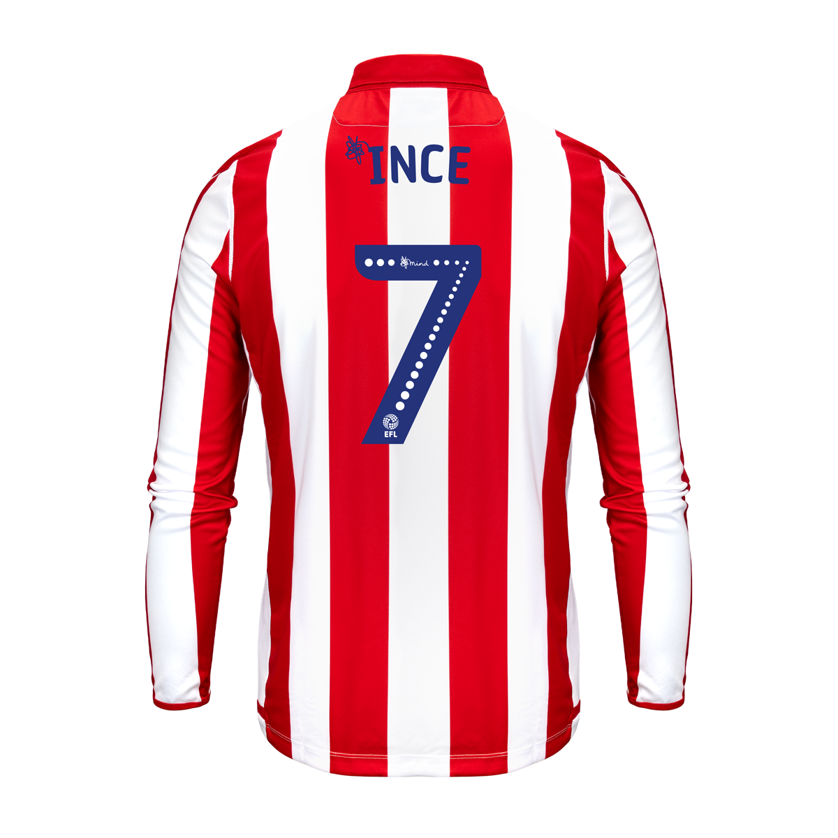 2019/20 Junior Home LS Shirt - Ince