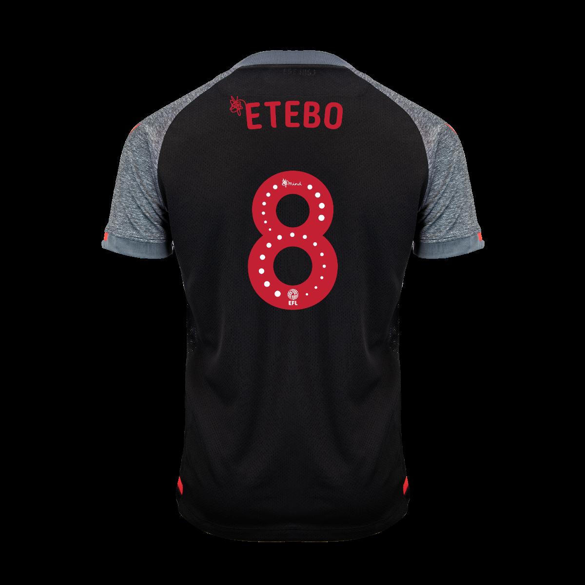2019/20 Junior Away SS Shirt - Etebo