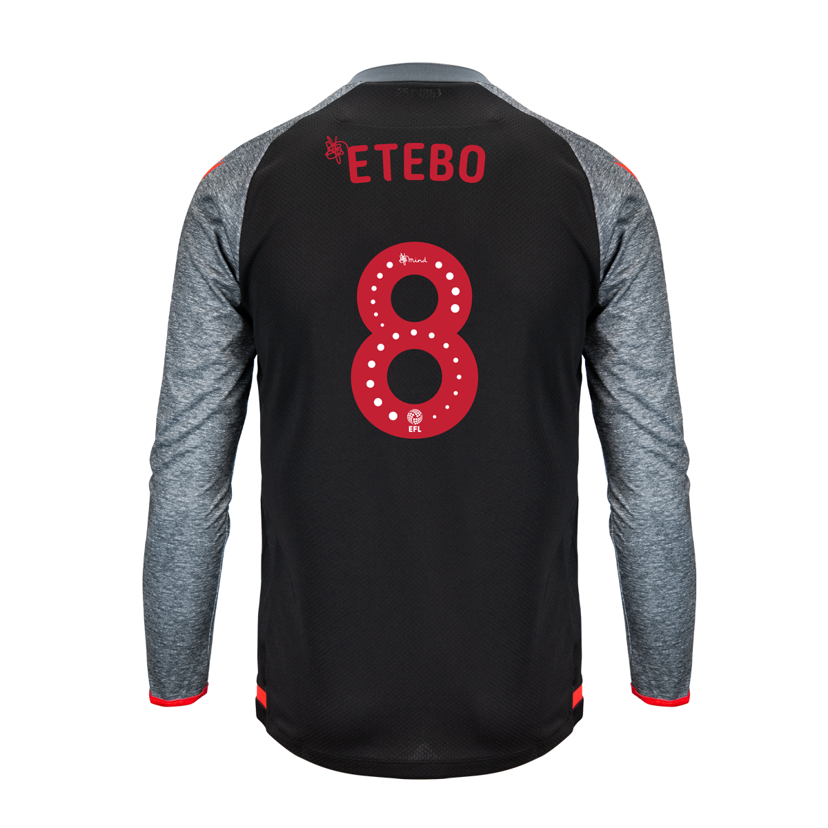2019/20 Junior Away LS Shirt - Etebo