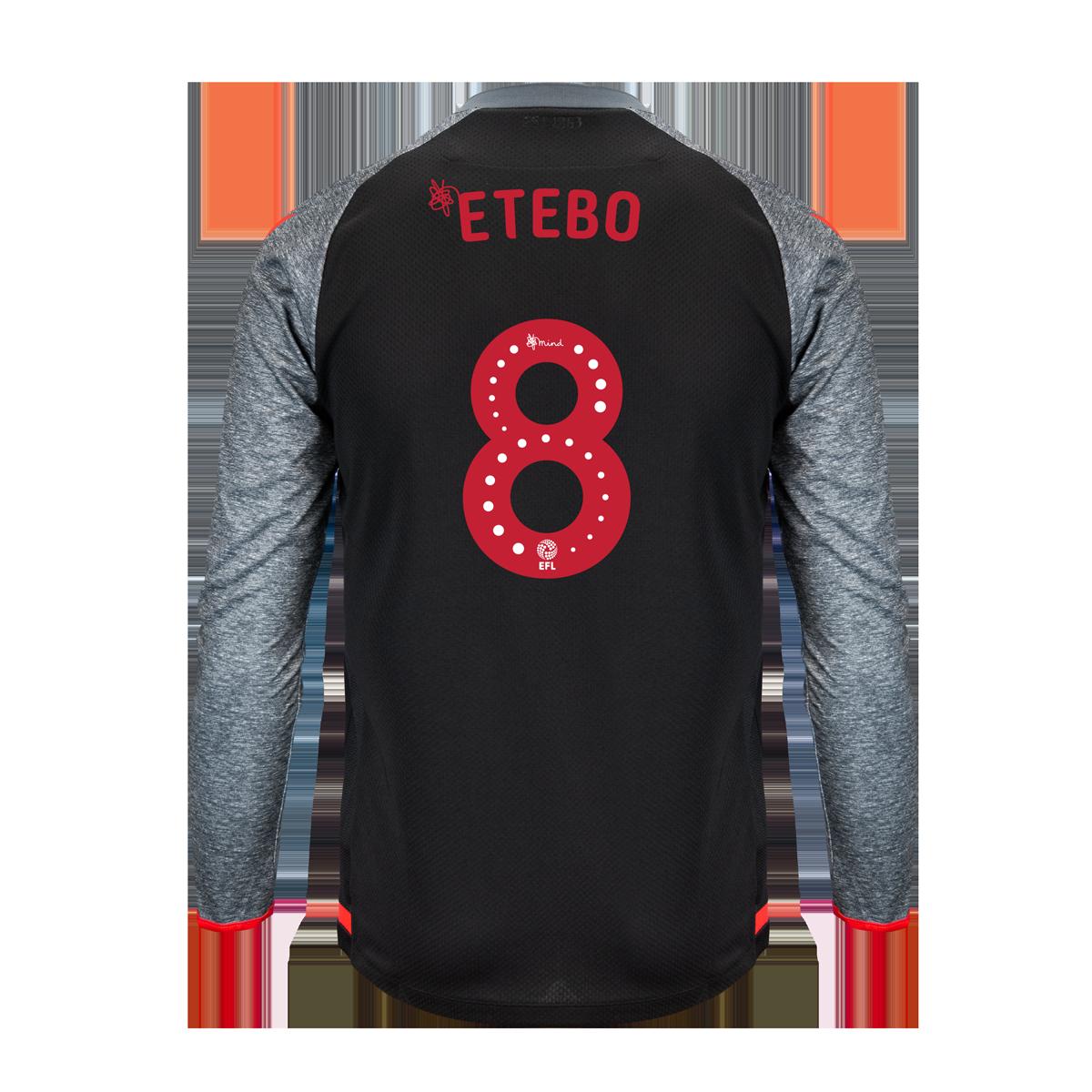 2019/20 Junior Away LS Shirt - Etebo