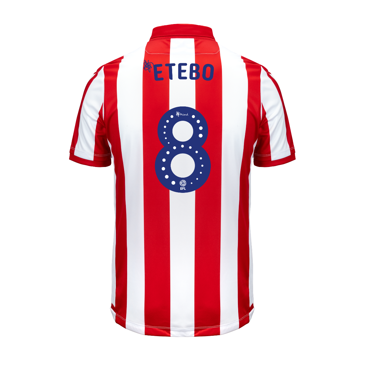 2019/20 Adult Home SS Shirt - Etebo