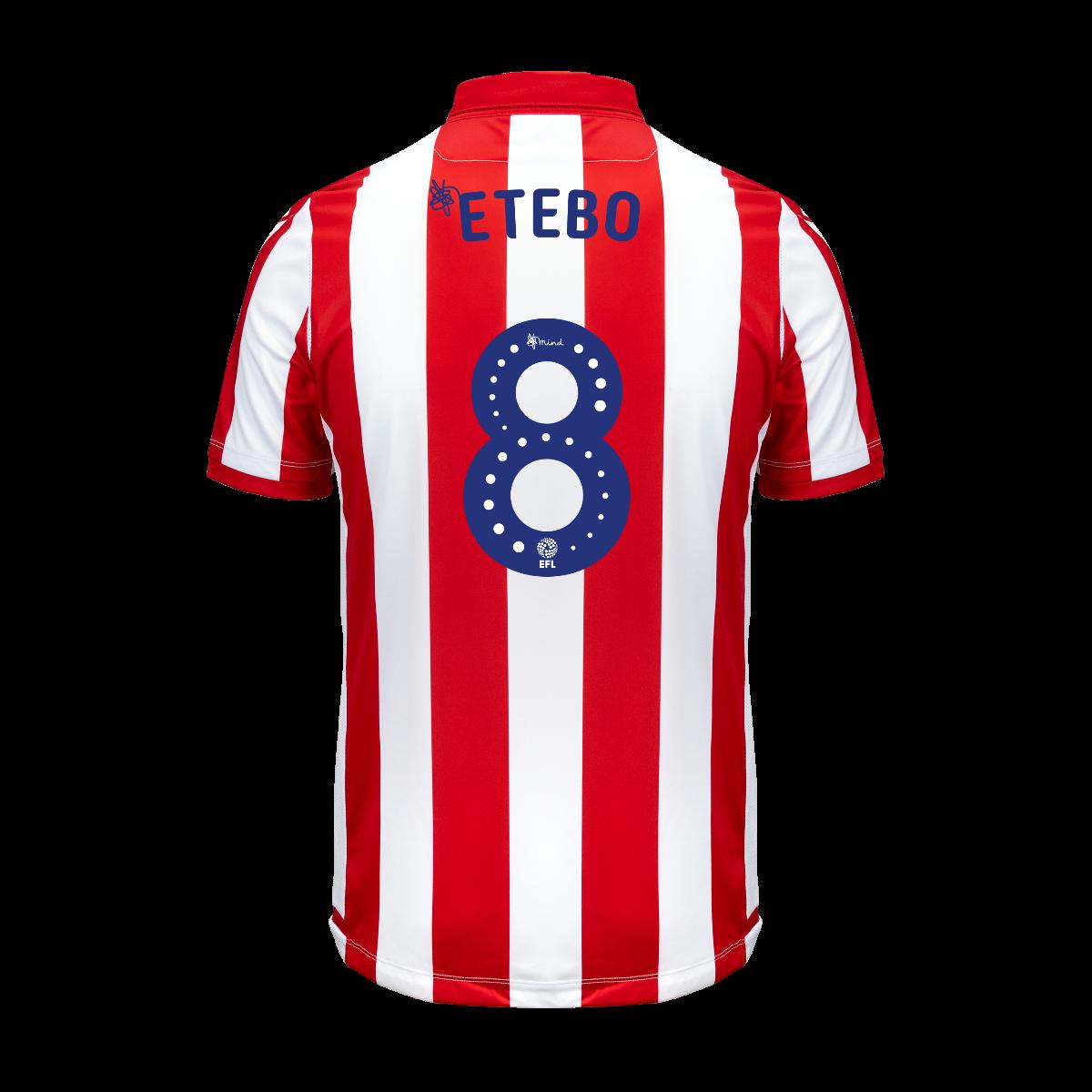 2019/20 Junior Home SS Shirt - Etebo