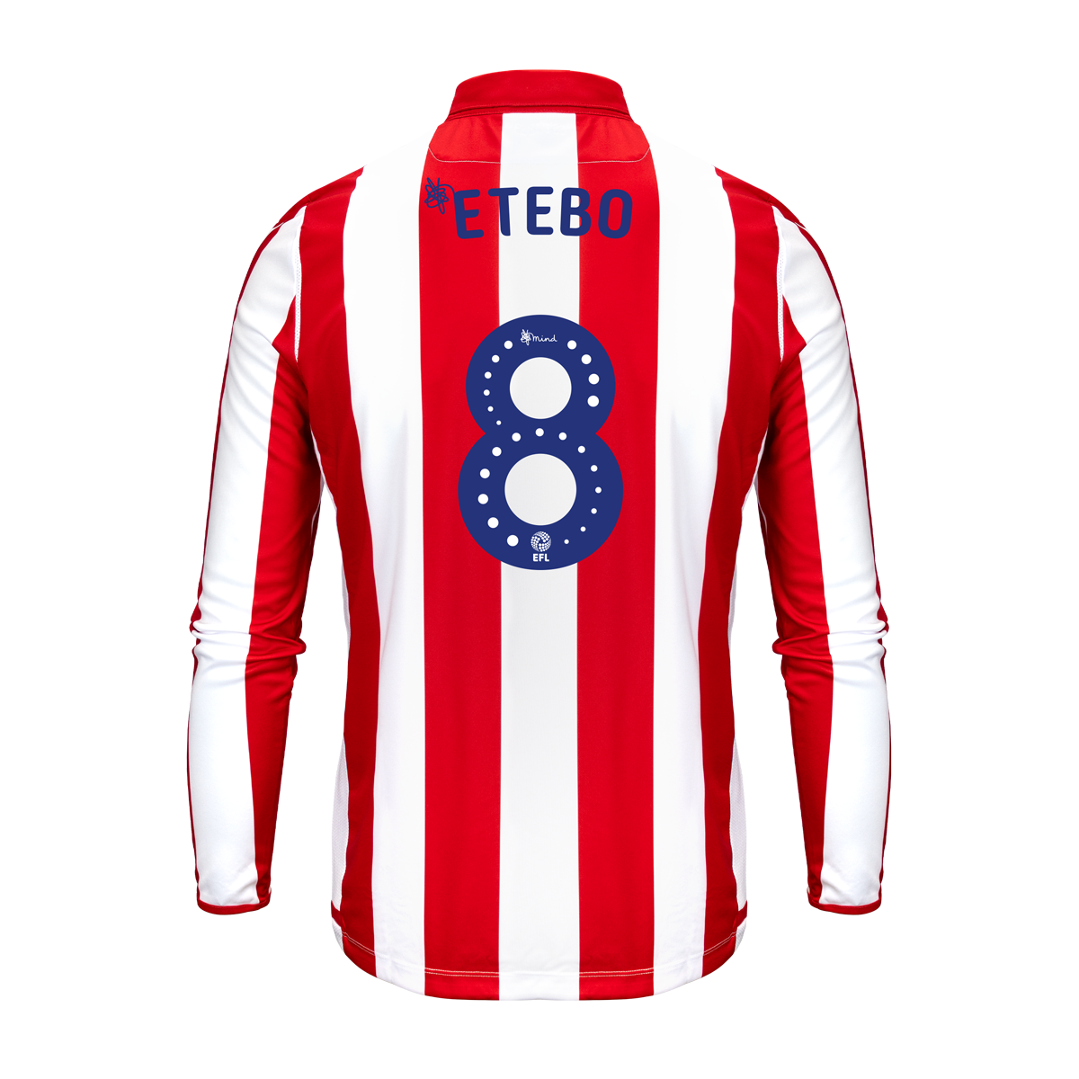 2019/20 Junior Home LS Shirt - Etebo