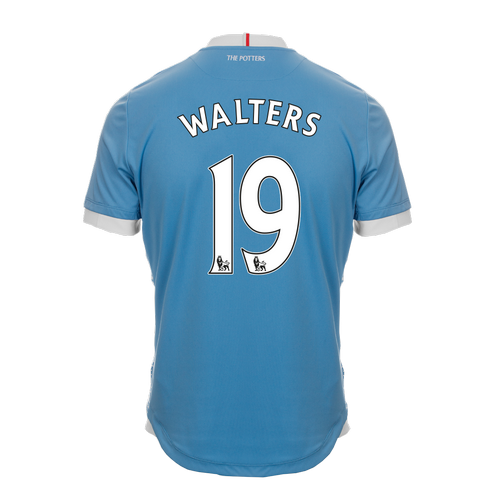 2016-17 Ladies Fit SS Away Shirt - Walters