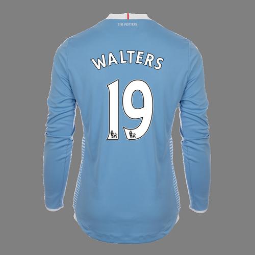2016-17 Adult Away LS Shirt - Walters