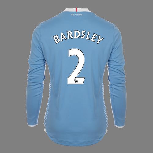 2016-17 Adult Away LS Shirt - Bardsley