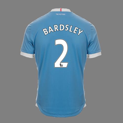 2016-17 Junior Away SS Shirt - Bardsley