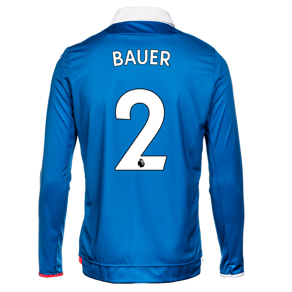 2017/18 Adult Away LS Shirt - Bauer