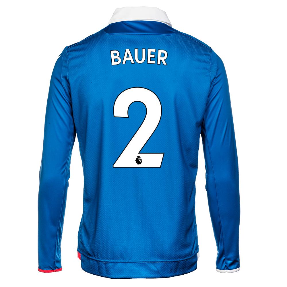 2017/18 Junior Away LS Shirt - Bauer