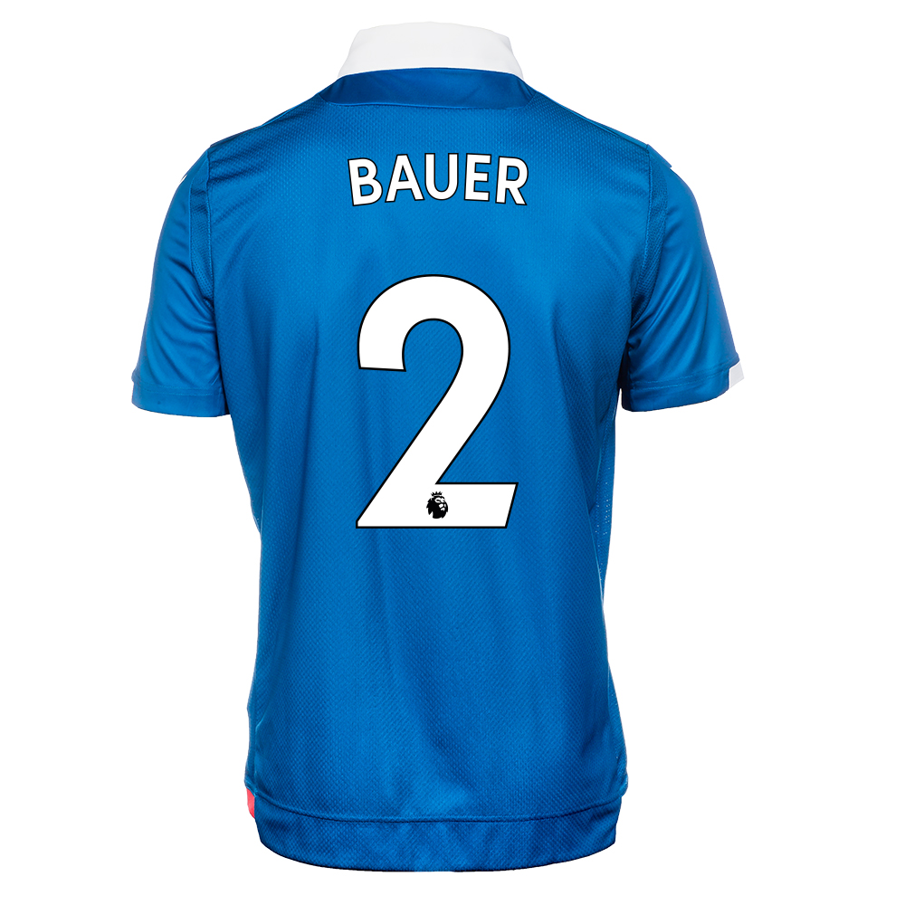 2017/18 Junior Away SS Shirt - Bauer
