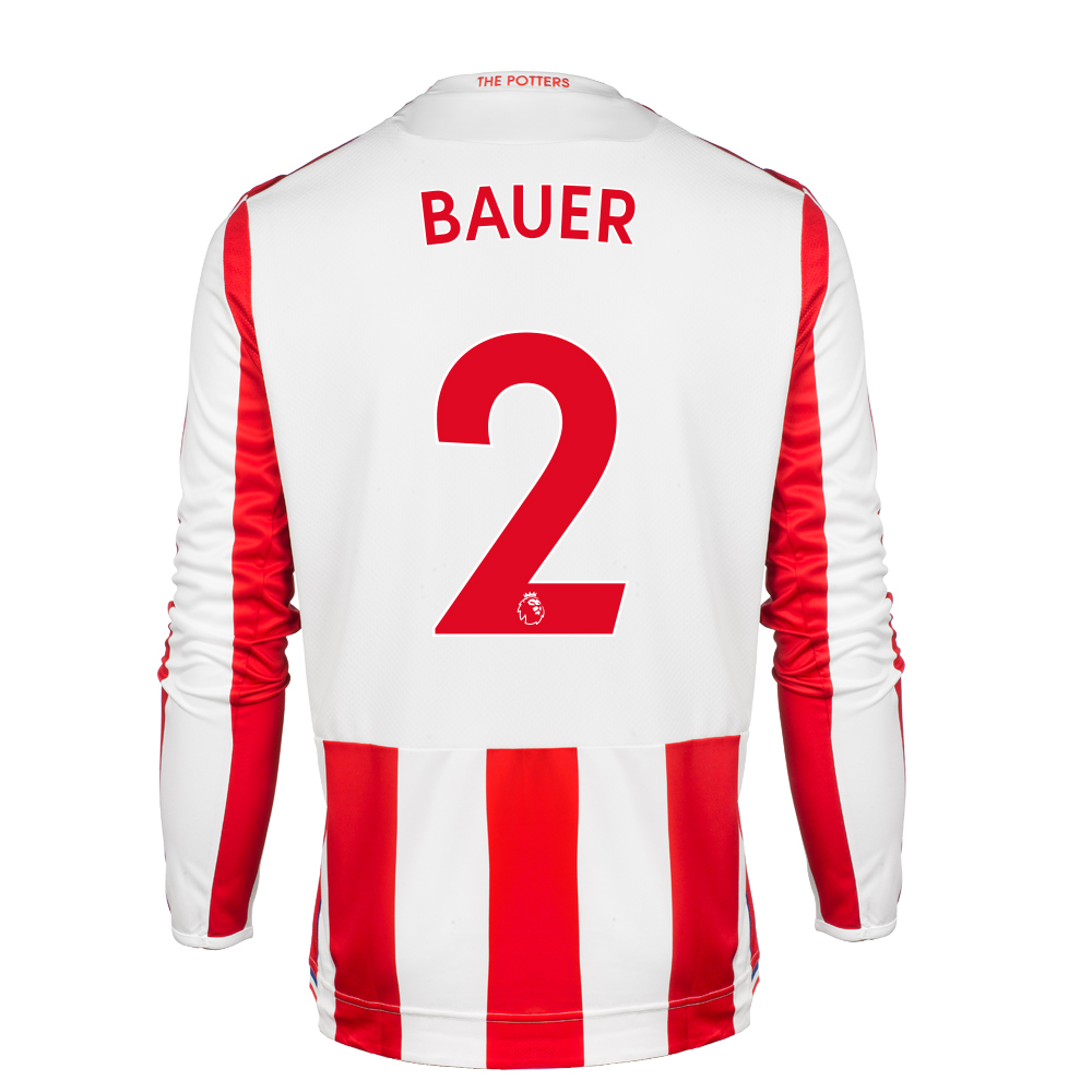 2017/18 Adult Home LS Shirt - Bauer