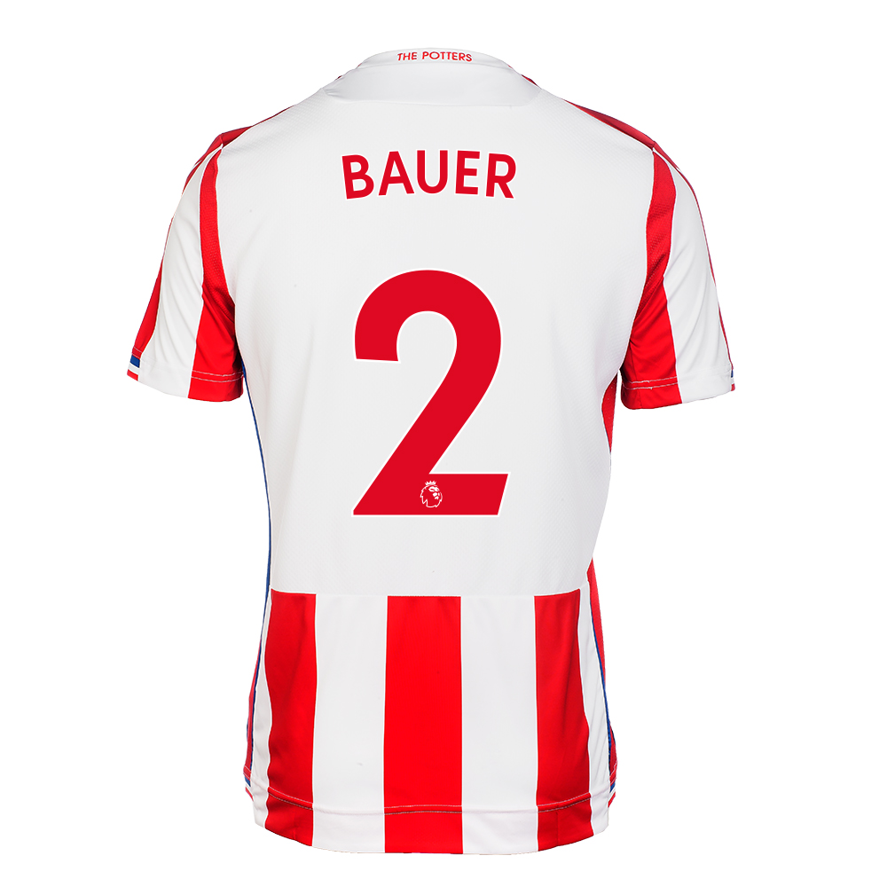 2017/18 Adult Home SS Shirt - Bauer
