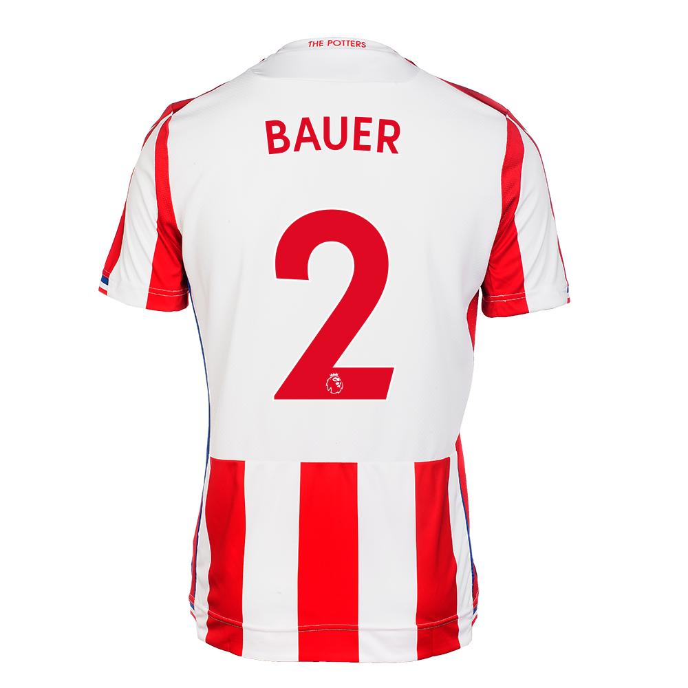2017/18 Junior Home SS Shirt - Bauer