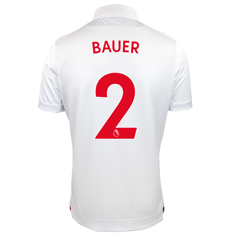 2017/18 Junior Third SS Shirt - Bauer