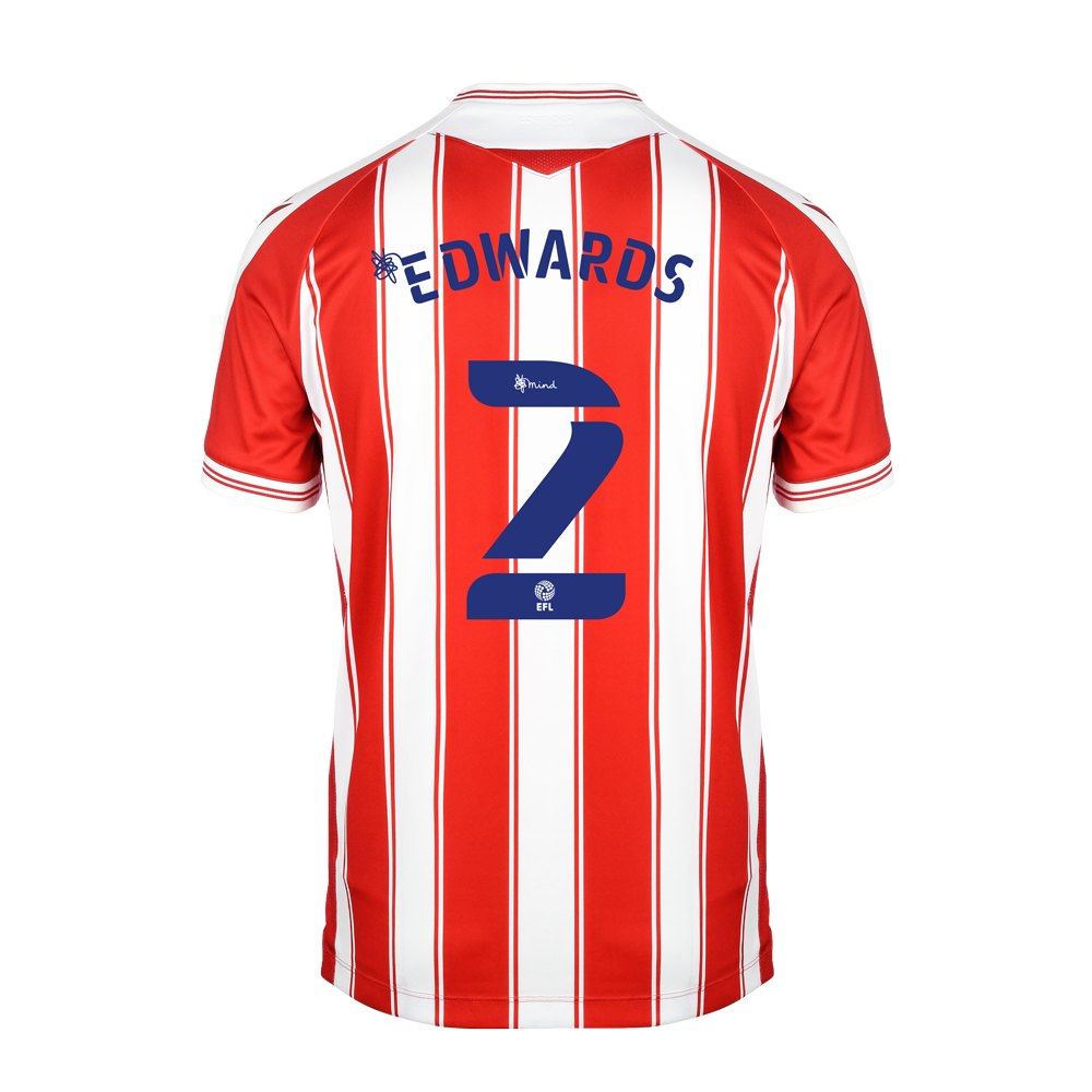 2020/21 Adult Home SS Shirt - Edwards