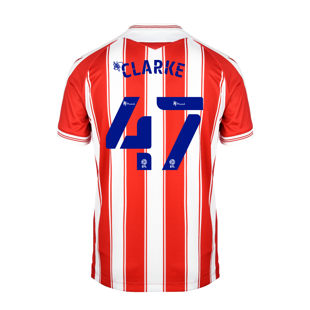 2020/21 Ladies Fit Home Shirt - Clarke