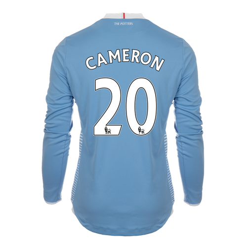 2016-17 Adult Away LS Shirt - Cameron