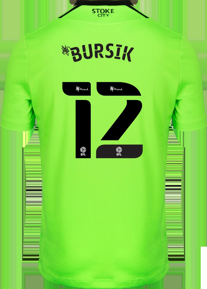 2021/22 Unsponsored Adult Alternate Goalkeeper Shirt - Bursik