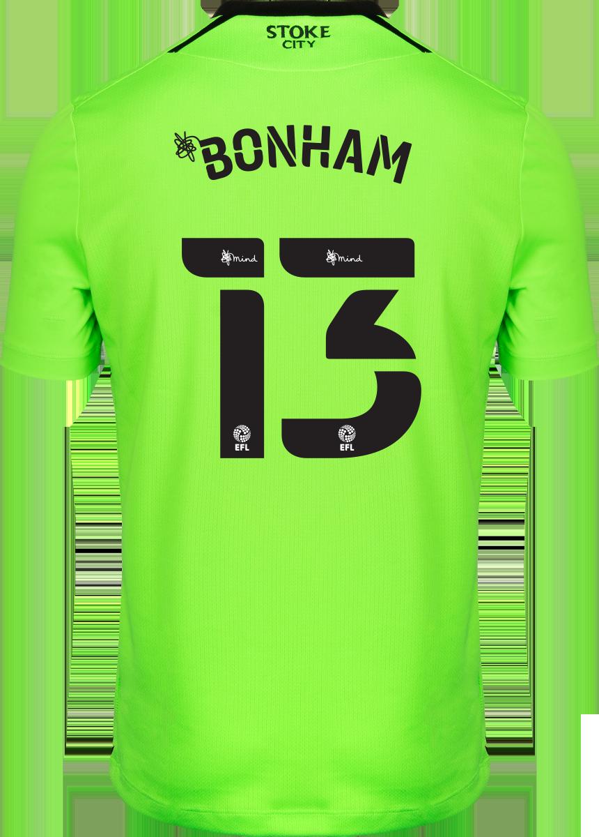2021/22 Unsponsored Adult Alternate Goalkeeper Shirt - Bonham