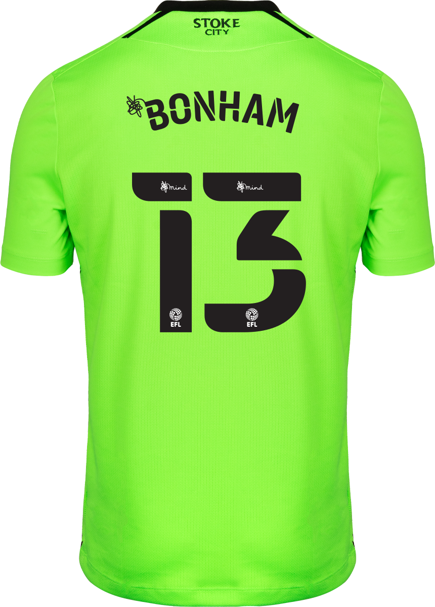 2021/22 Adult Alternate Goalkeeper Shirt - Bonham
