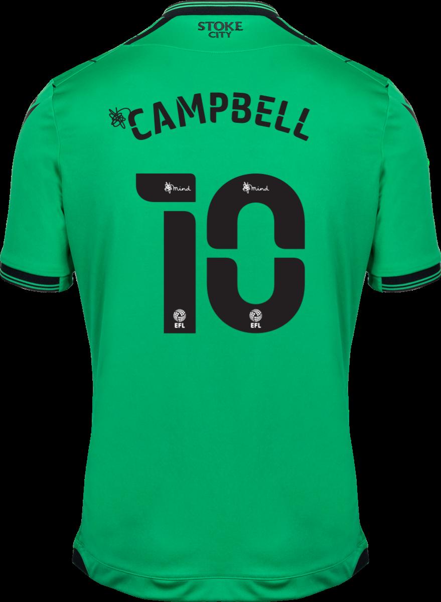2021/22 Unsponsored Adult Away SS Shirt - Campbell