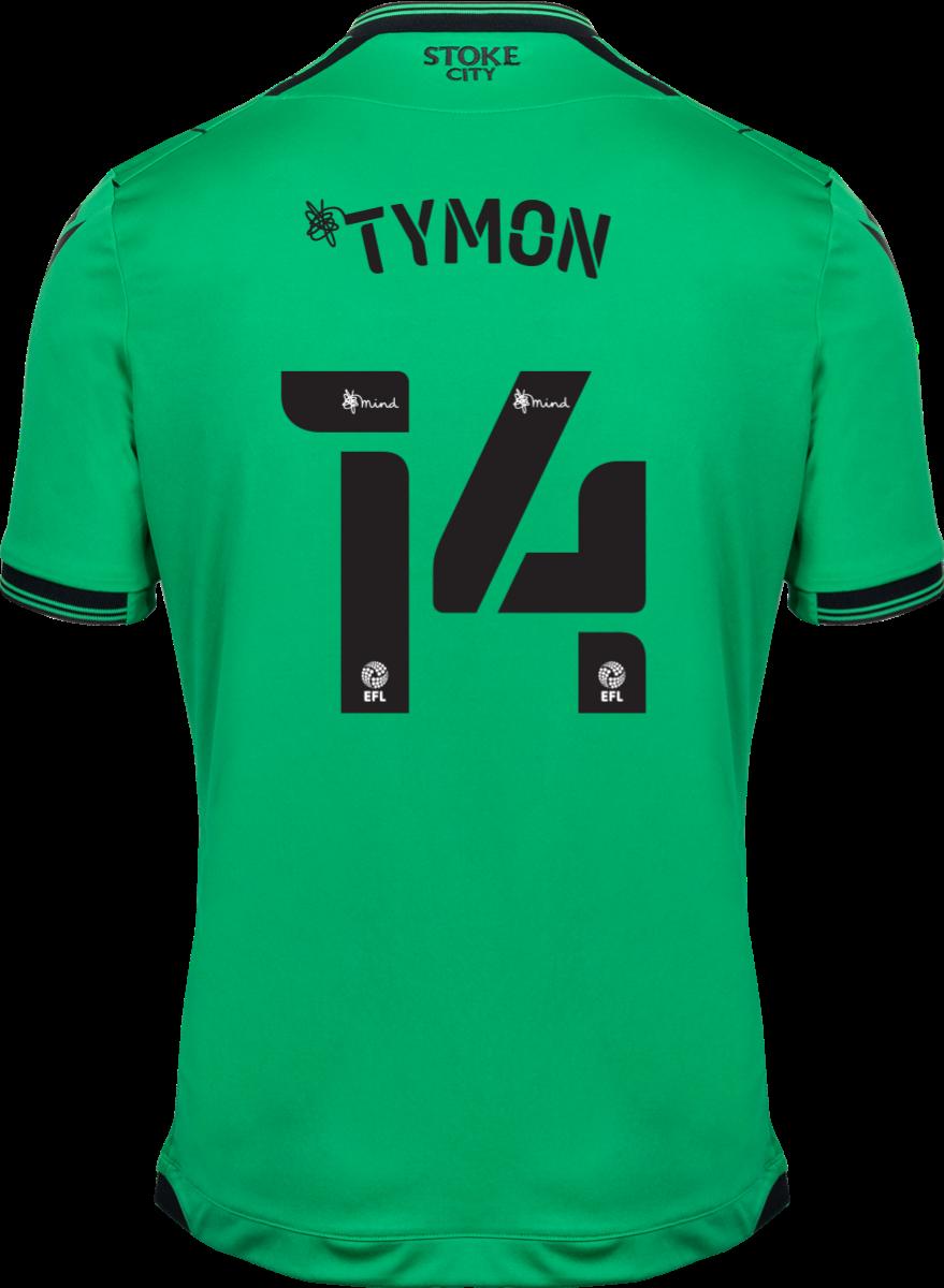 2021/22 Adult Away SS Shirt - Tymon