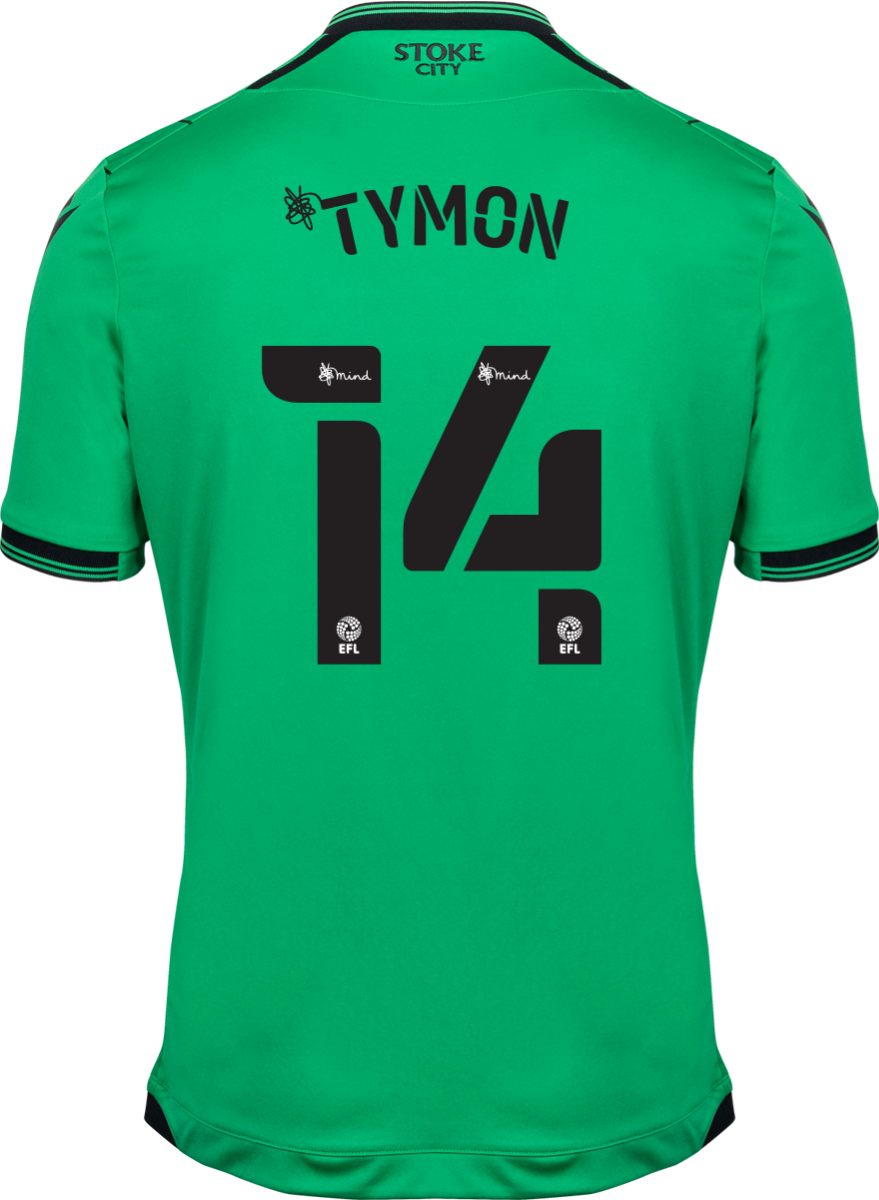 2021/22 Unsponsored Adult Away SS Shirt - Tymon