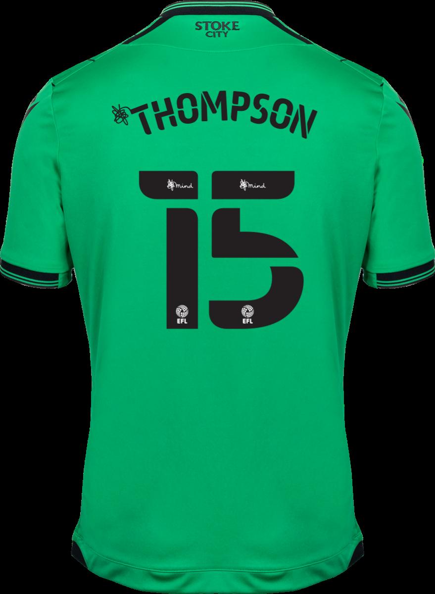 2021/22 Unsponsored Adult Away SS Shirt - Thompson