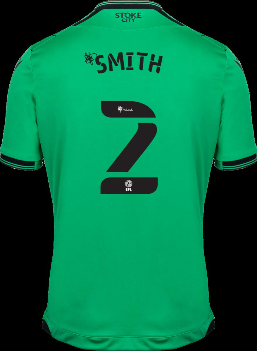 2021/22 Adult Away SS Shirt - Smith