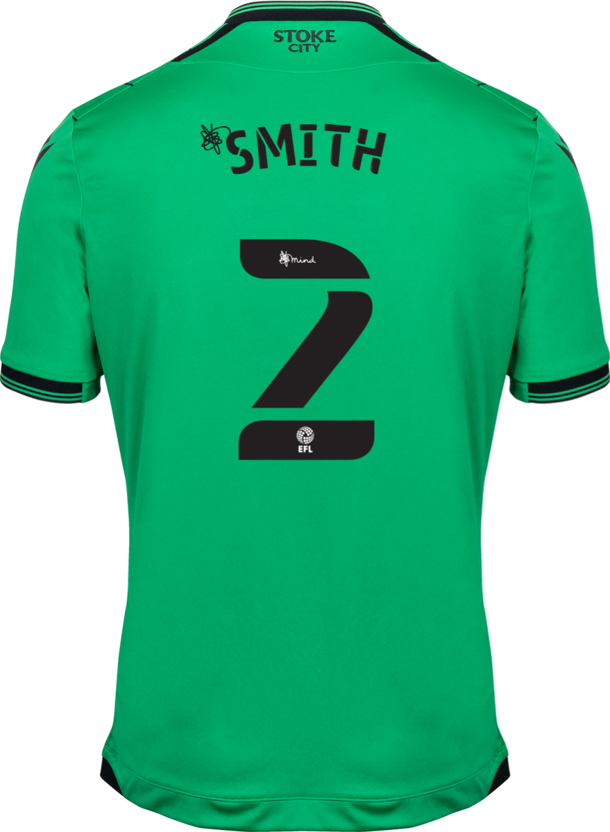 2021/22 Unsponsored Adult Away SS Shirt - Smith