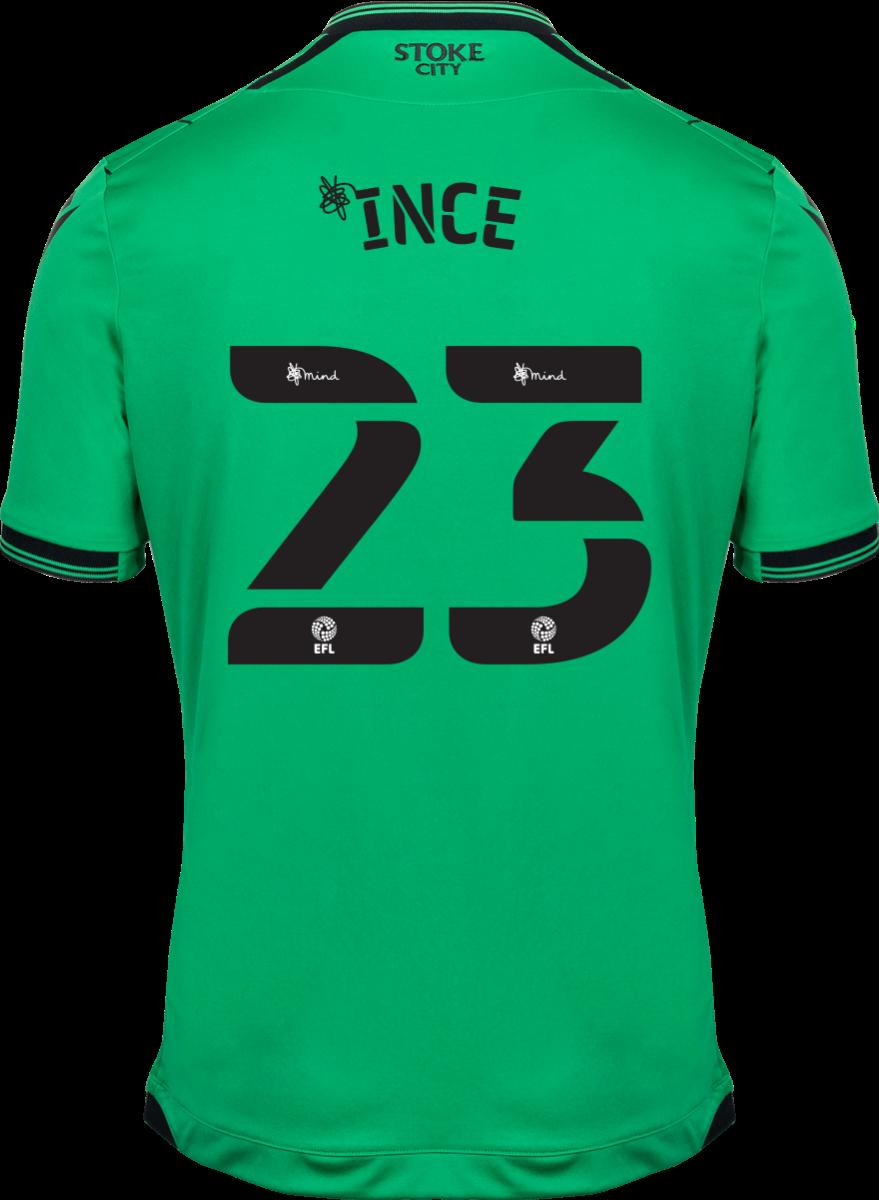 2021/22 Adult Away SS Shirt - Ince