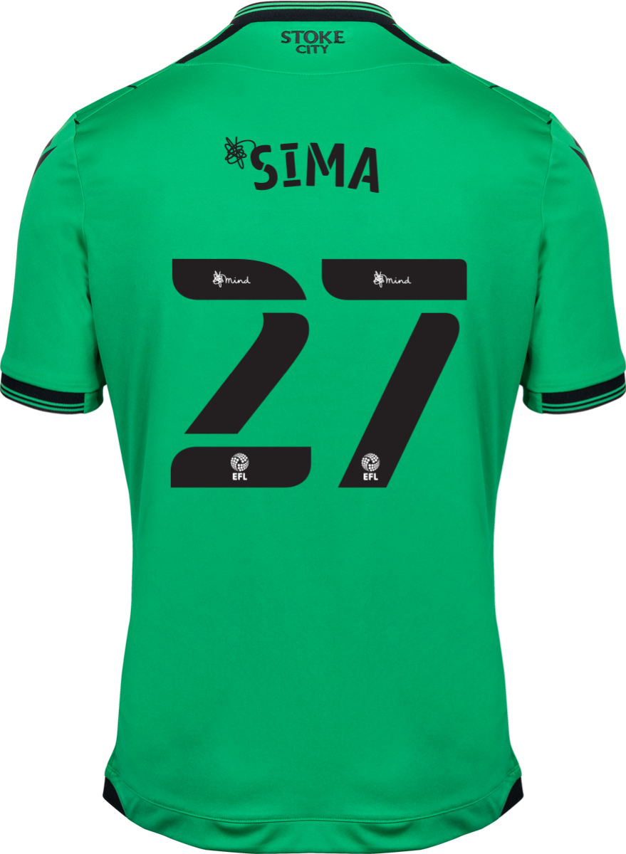 2021/22 Adult Away SS Shirt - Sima