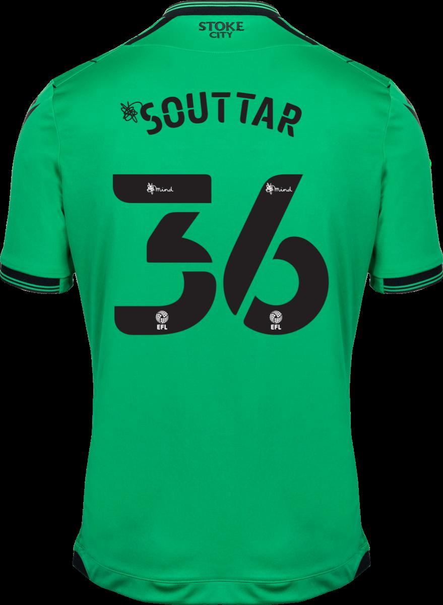 2021/22 Adult Away SS Shirt - Souttar