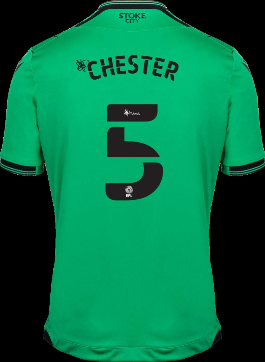 2021/22 Unsponsored Adult Away SS Shirt - Chester