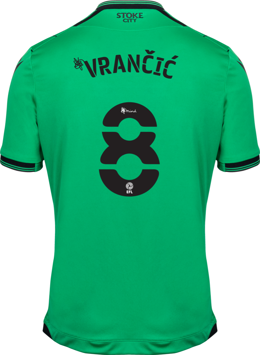 2021/22 Adult Away SS Shirt - Vrancic