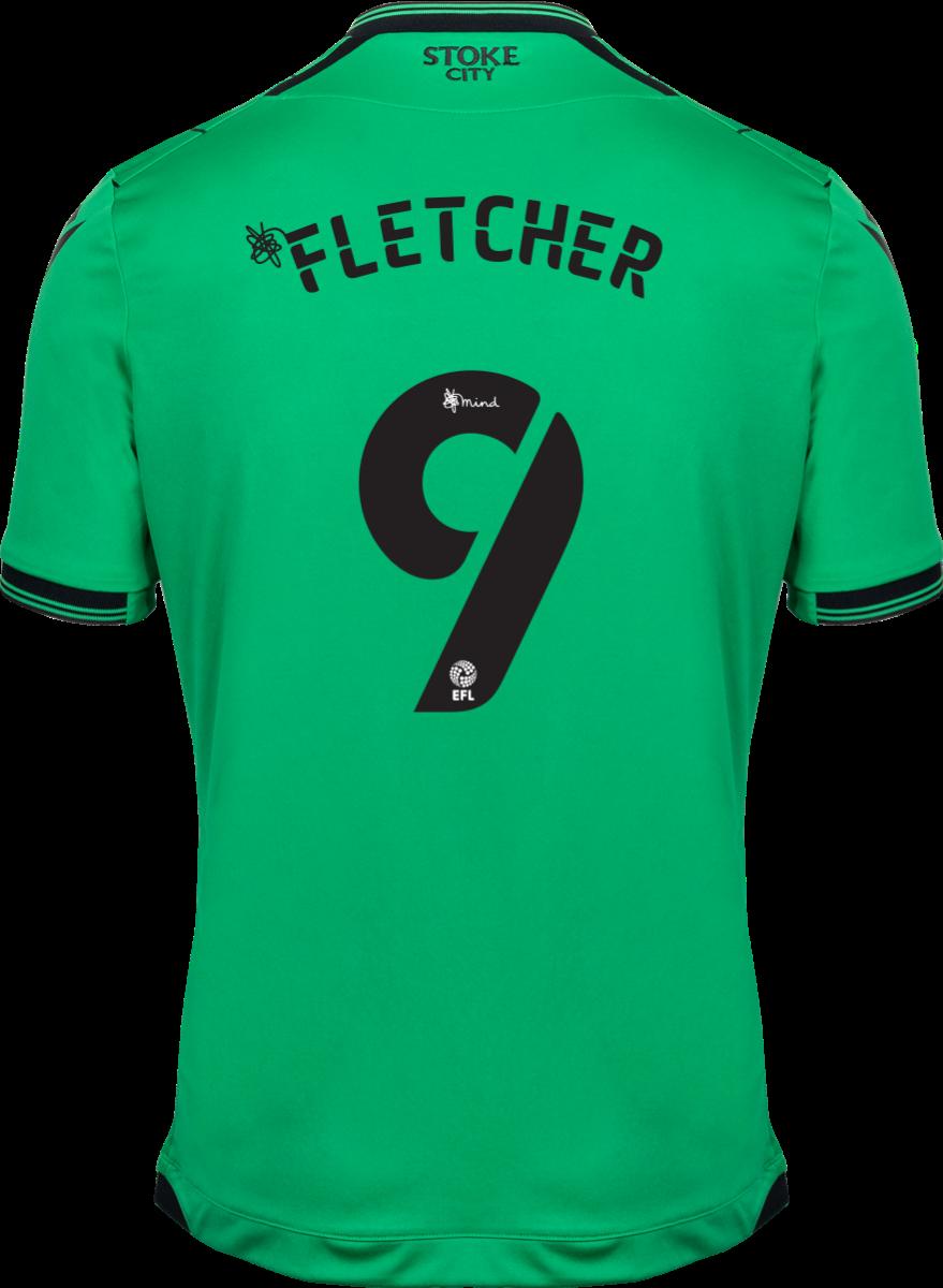 2021/22 Unsponsored Adult Away SS Shirt - Fletcher