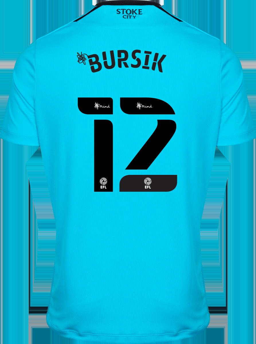 2021/22 Unsponsored Adult Goalkeeper Shirt - Bursik
