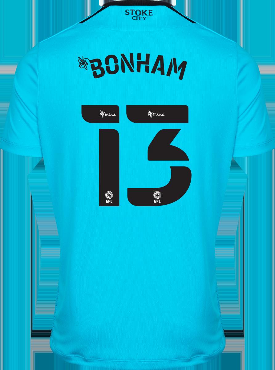 2021/22 Unsponsored Adult Goalkeeper Shirt - Bonham