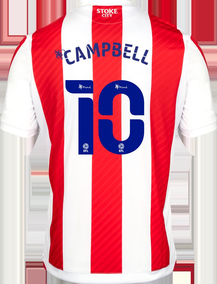 2021/22 Adult Home SS Shirt - Campbell
