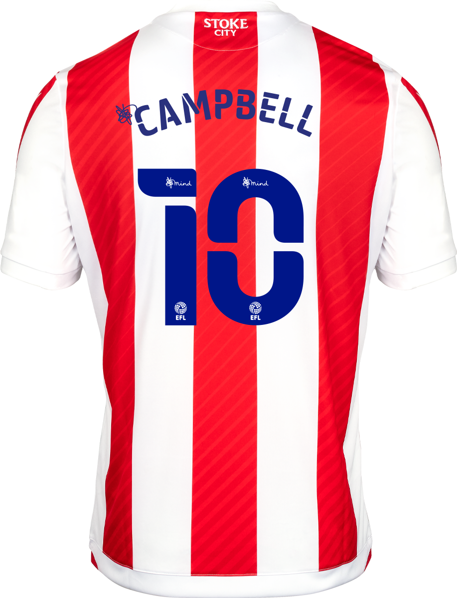 2021/22 Unsponsored Adult Home SS Shirt - Campbell