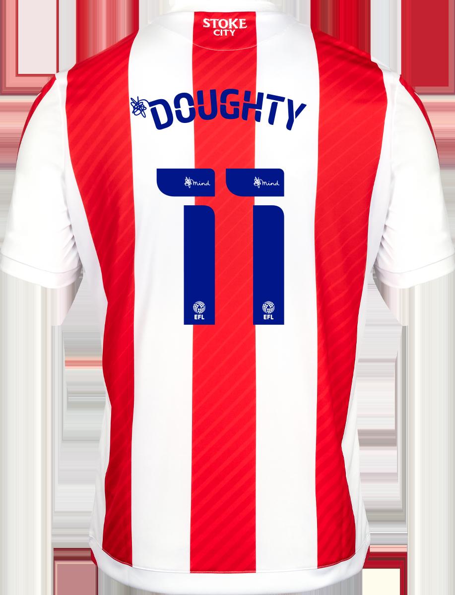 2021/22 Adult Home SS Shirt - Doughty