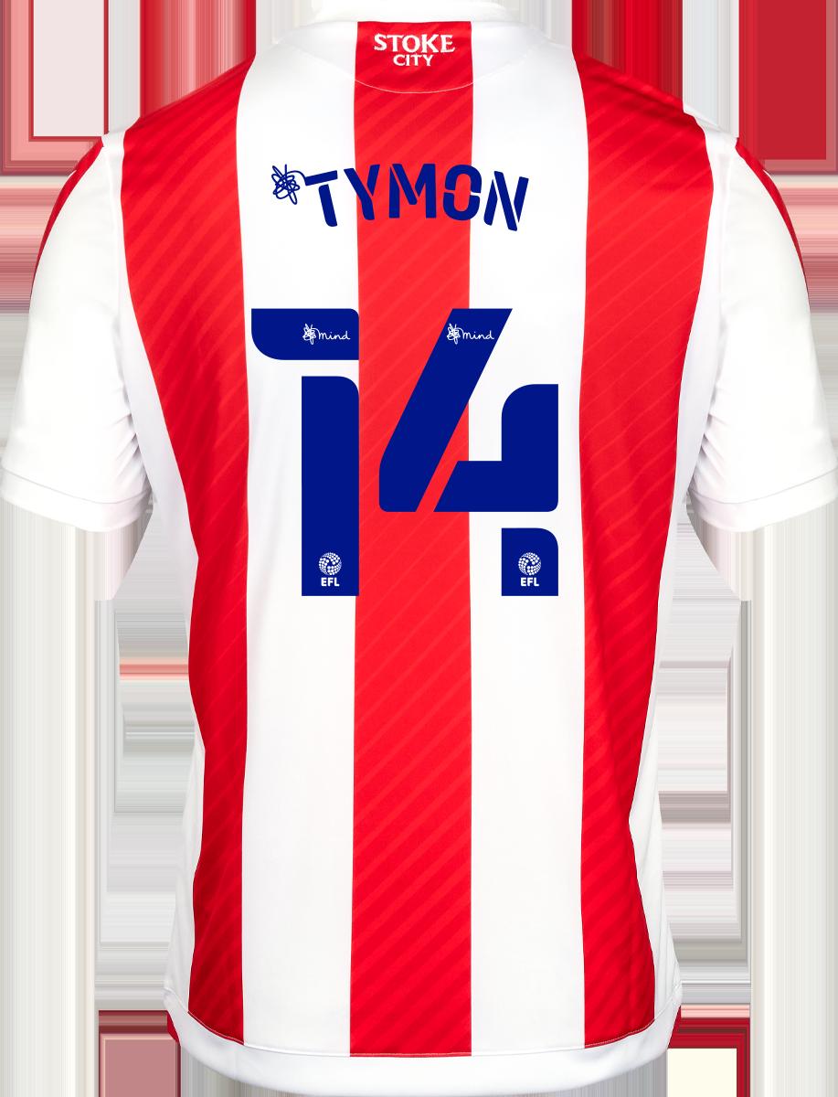 2021/22 Adult Home SS Shirt - Tymon