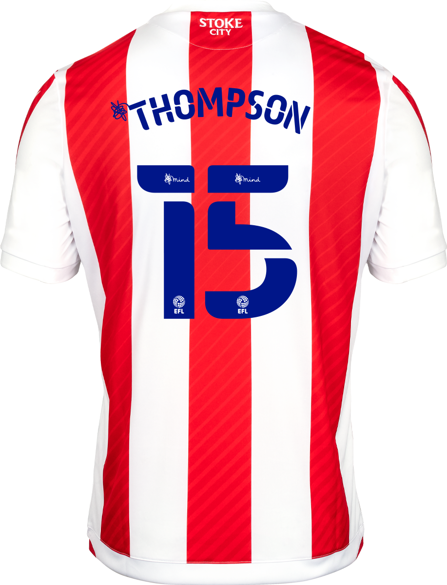 2021/22 Unsponsored Adult Home SS Shirt - Thompson