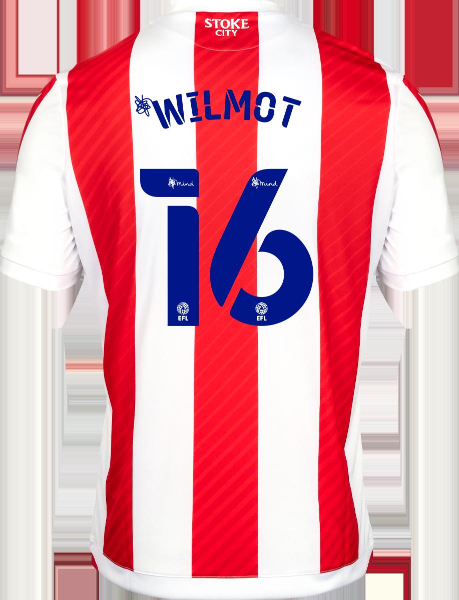 2021/22 Unsponsored Adult Home SS Shirt - Wilmot