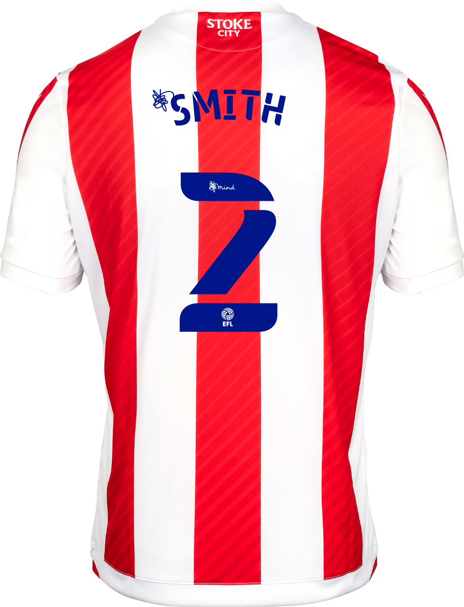 2021/22 Unsponsored Adult Home SS Shirt - Smith